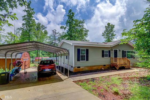 161 Shawnee Dr 211 And 420, Martin, GA 30557 (MLS #8795226) :: Rettro Group