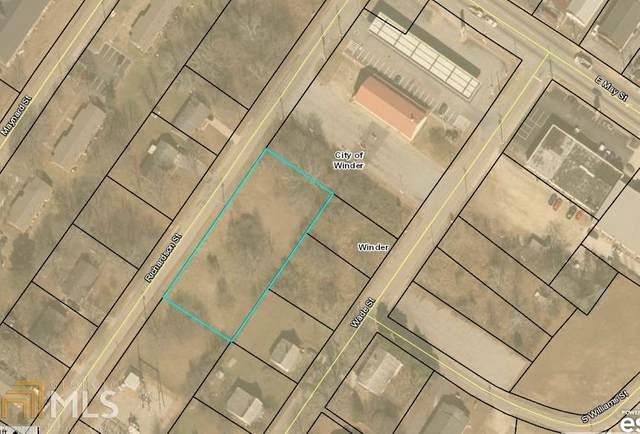0 Richardson Street, Winder, GA 30680 (MLS #8795339) :: Athens Georgia Homes