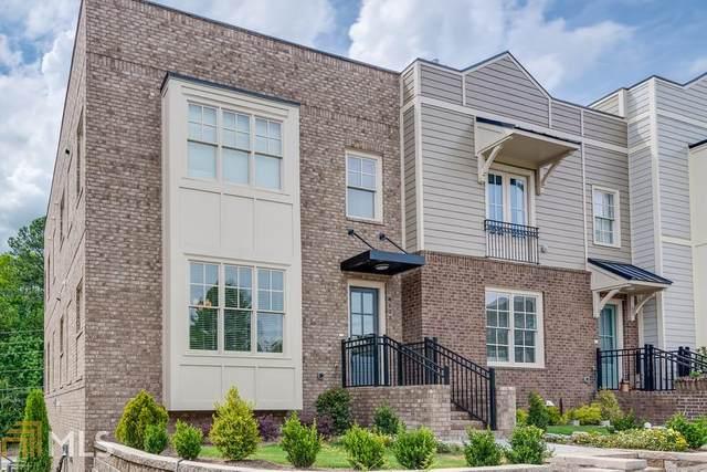 6116 Cushing Cir #113, Norcross, GA 30071 (MLS #8795342) :: Lakeshore Real Estate Inc.
