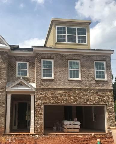 4389 Jenkins Drive Ne #58, Roswell, GA 30075 (MLS #8795395) :: Athens Georgia Homes