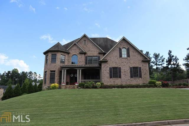 1205 Hamilton Estates Dr, Kennesaw, GA 30152 (MLS #8795437) :: Rich Spaulding