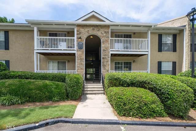 3160 Seven Pines Court #301, Atlanta, GA 30339 (MLS #8795486) :: The Durham Team