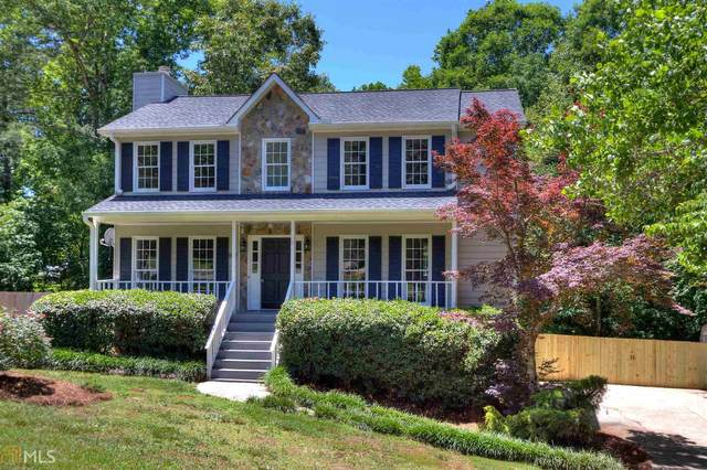 987 West Mill Bend Nw, Kennesaw, GA 30152 (MLS #8795498) :: The Durham Team