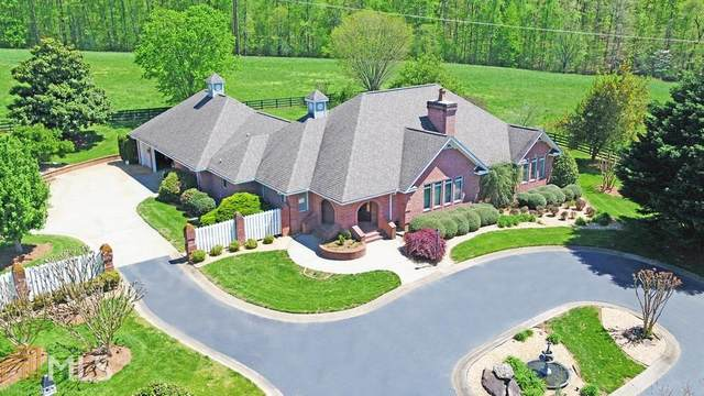6610 Stringer Rd, Clermont, GA 30527 (MLS #8795559) :: Lakeshore Real Estate Inc.