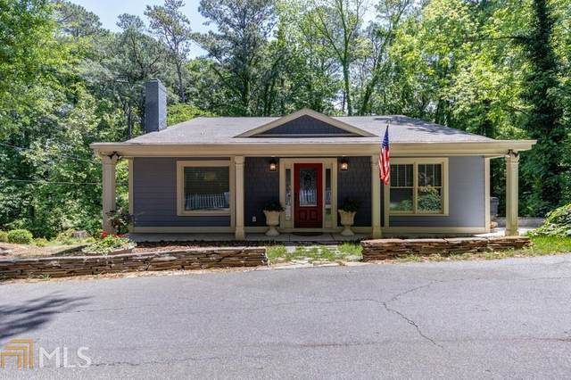 4732 Hillside Drive, Acworth, GA 30101 (MLS #8795619) :: Rich Spaulding