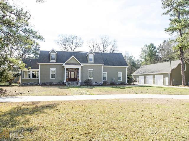 4388 Jackson Rd, Griffin, GA 30223 (MLS #8795624) :: Athens Georgia Homes