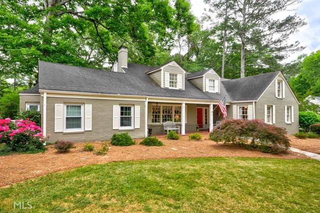 17 Atkinson St., Newnan, GA 30263 (MLS #8795640) :: Athens Georgia Homes