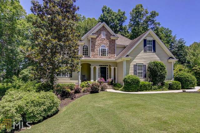 70 The Ter, Newnan, GA 30263 (MLS #8795664) :: Tim Stout and Associates