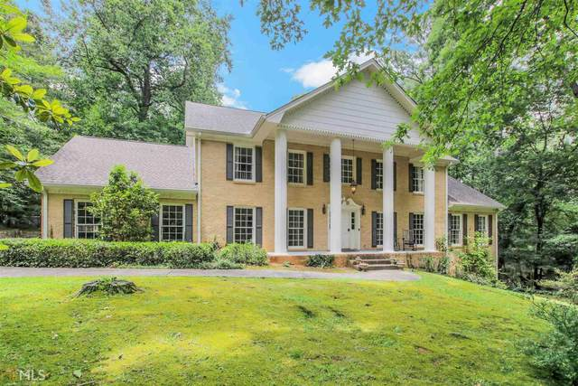 1965 Musket Ct, Smoke Rise, GA 30087 (MLS #8795682) :: The Heyl Group at Keller Williams