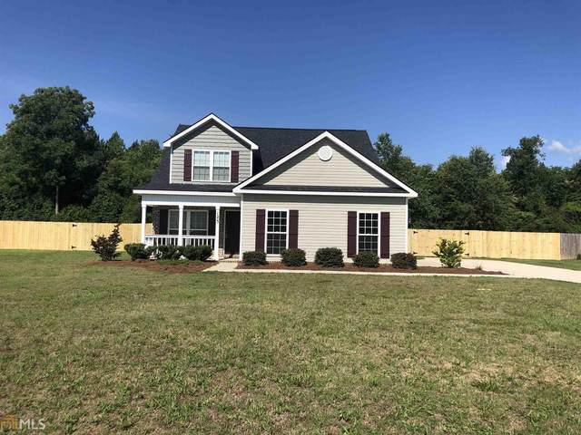123 High Cotton Dr, Statesboro, GA 30461 (MLS #8795884) :: The Heyl Group at Keller Williams