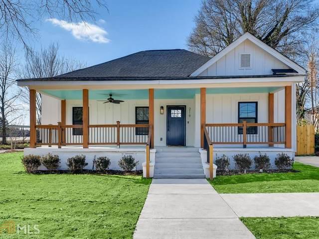 219 Racine St, Atlanta, GA 30314 (MLS #8795916) :: Buffington Real Estate Group