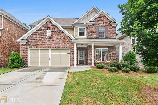 2744 Ashby Pond Trl, Duluth, GA 30097 (MLS #8795961) :: The Realty Queen & Team