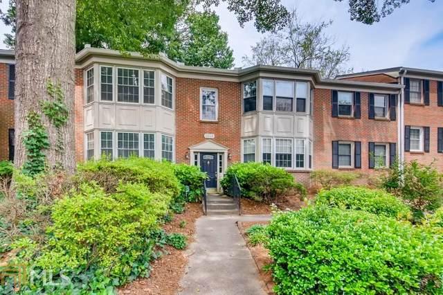 2349 Henderson Mill Rd #6, Atlanta, GA 30345 (MLS #8796015) :: Lakeshore Real Estate Inc.