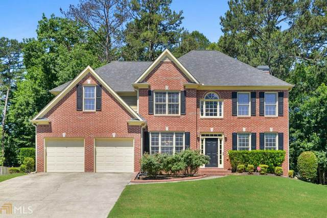 2752 Lost Lakes Drive, Powder Springs, GA 30127 (MLS #8796069) :: RE/MAX Eagle Creek Realty