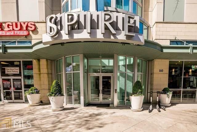 860 Peachtree Street Ne, Atlanta, GA 30308 (MLS #8796083) :: Buffington Real Estate Group