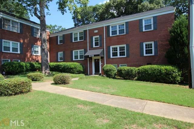 578 Goldsboro Rd B, Atlanta, GA 30307 (MLS #8796088) :: The Durham Team