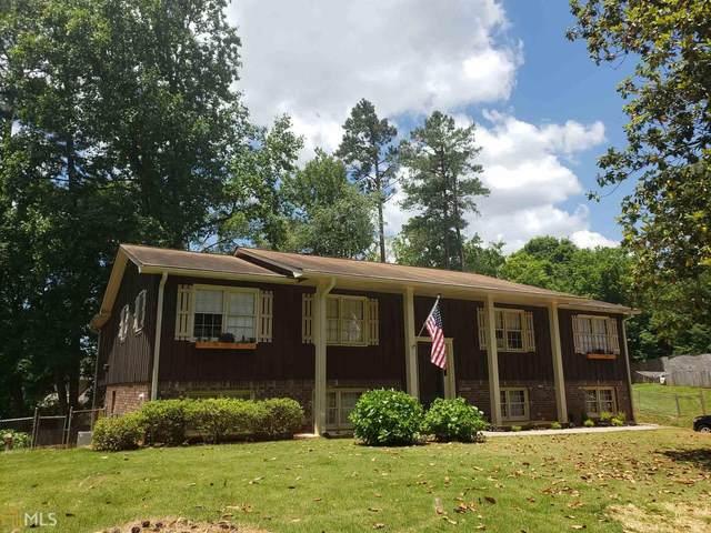 2485 Cajun Drive, Marietta, GA 30064 (MLS #8796109) :: Athens Georgia Homes