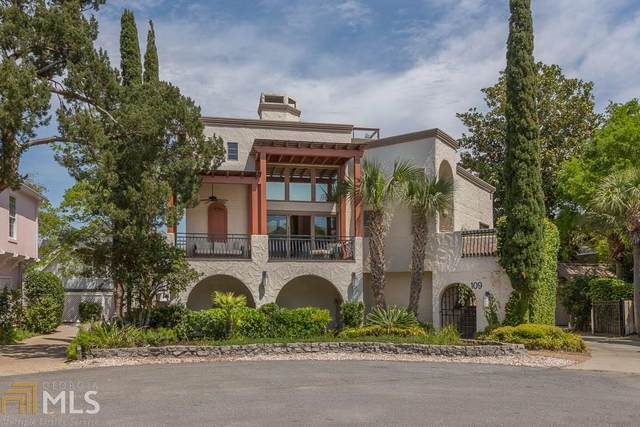 109 Strachan, St. Simons, GA 31522 (MLS #8796140) :: Lakeshore Real Estate Inc.