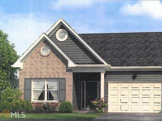 2134 Red Oak Cir #42, Union City, GA 30291 (MLS #8796209) :: BHGRE Metro Brokers