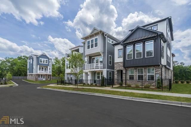 422 Hargrove Ln, Decatur, GA 30030 (MLS #8796245) :: Rettro Group