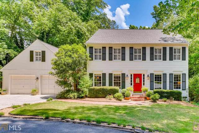 535 Persimmon Ln, Roswell, GA 30076 (MLS #8796250) :: The Realty Queen & Team