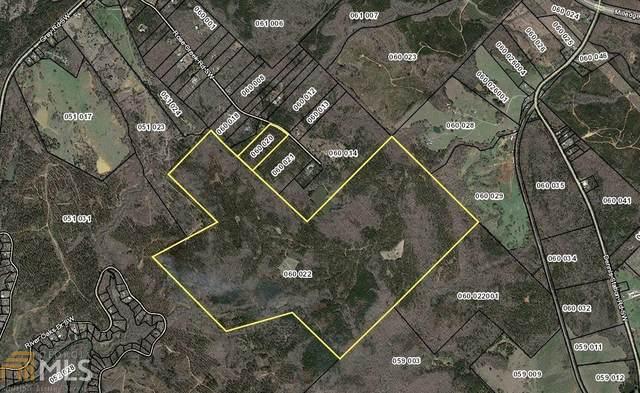 0 Rose Creek Rd 478 Acres, Eatonton, GA 31024 (MLS #8796310) :: The Heyl Group at Keller Williams