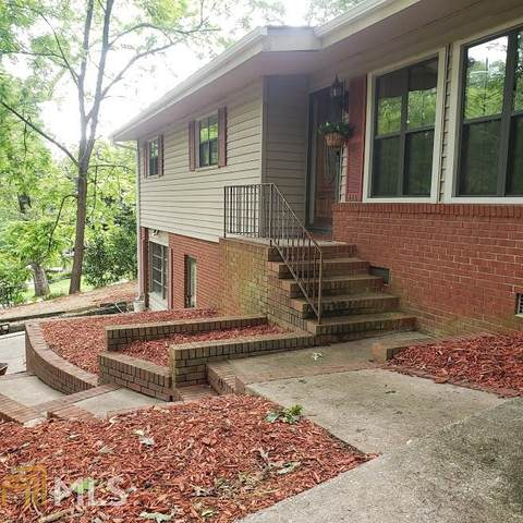 448 NW Woodland, Gainesville, GA 30501 (MLS #8796398) :: The Heyl Group at Keller Williams