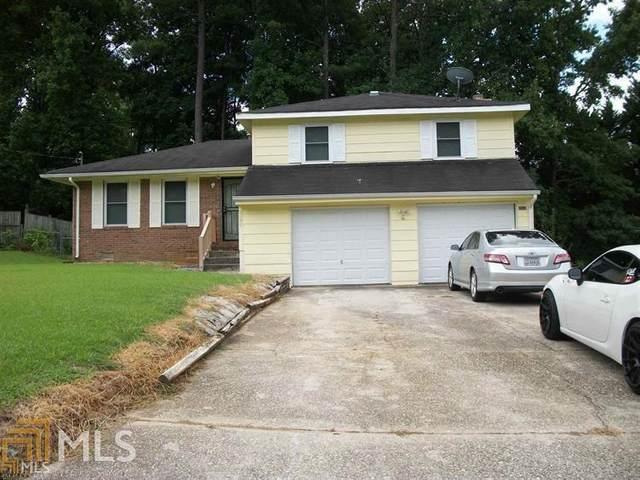 5995 Dan Dr, Ellenwood, GA 30294 (MLS #8796440) :: Buffington Real Estate Group