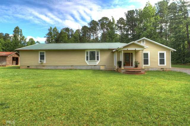 90 Parker Rd, Griffin, GA 30223 (MLS #8796492) :: The Heyl Group at Keller Williams