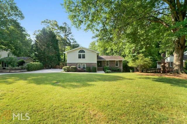 3774 Cherokee Place Se, Marietta, GA 30067 (MLS #8796607) :: The Realty Queen & Team