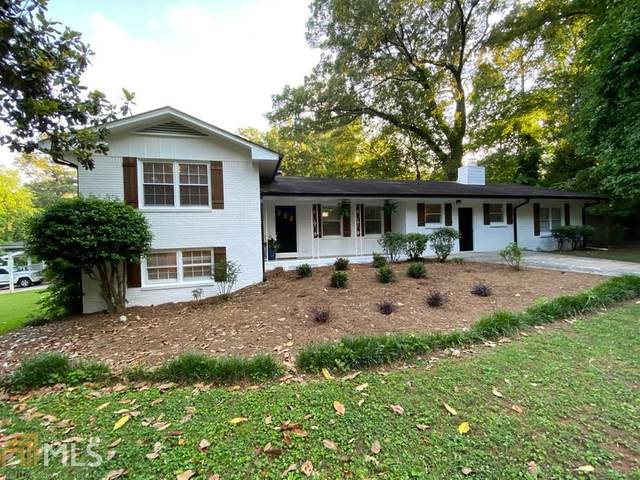 1656 Mohawk Place Se, Smyrna, GA 30080 (MLS #8796613) :: The Realty Queen & Team