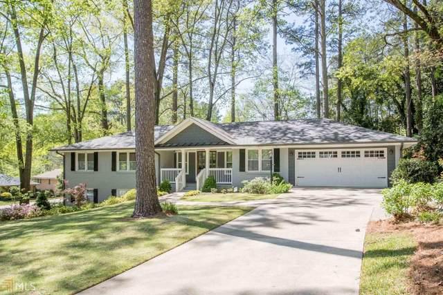 2296 Echo Cliff Ct, Atlanta, GA 30345 (MLS #8796627) :: Lakeshore Real Estate Inc.