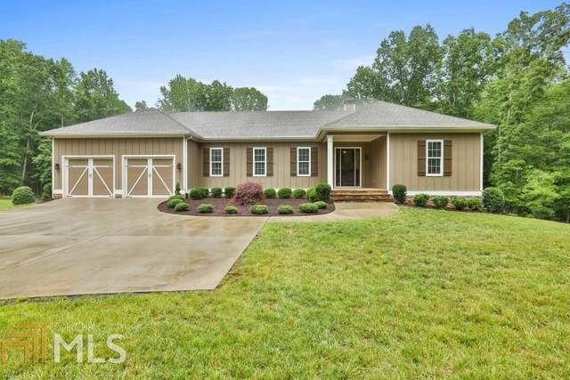 1234 Haynie Road, Moreland, GA 30259 (MLS #8796630) :: The Realty Queen & Team