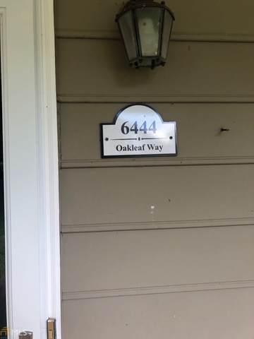 6444 Oakleaf Way, Morrow, GA 30260 (MLS #8796650) :: Buffington Real Estate Group