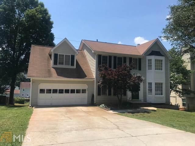 1321 Green Oak Cir, Lawrenceville, GA 30043 (MLS #8796674) :: Royal T Realty, Inc.