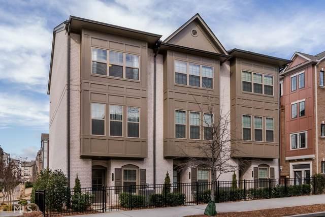 607 Broadview Pl, Atlanta, GA 30324 (MLS #8796715) :: The Heyl Group at Keller Williams