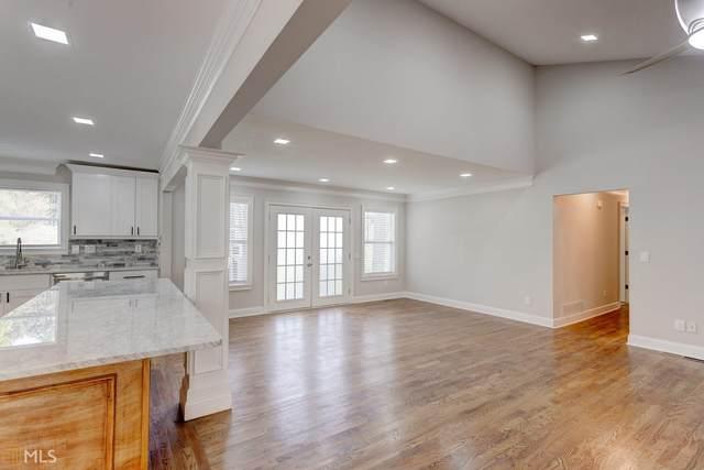 3739 Summit Drive Nw, Acworth, GA 30101 (MLS #8796794) :: Bonds Realty Group Keller Williams Realty - Atlanta Partners