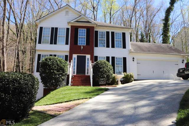 5063 Peach Mountain Cir, Gainesville, GA 30507 (MLS #8796841) :: Rettro Group