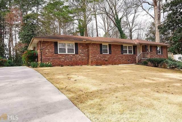 1850 Acuba Ln, Atlanta, GA 30345 (MLS #8796851) :: Lakeshore Real Estate Inc.