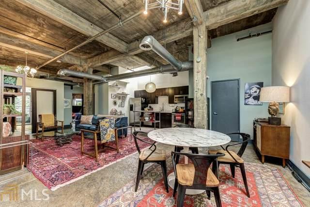 659 Auburn Avenue Ne #244, Atlanta, GA 30312 (MLS #8796877) :: Lakeshore Real Estate Inc.