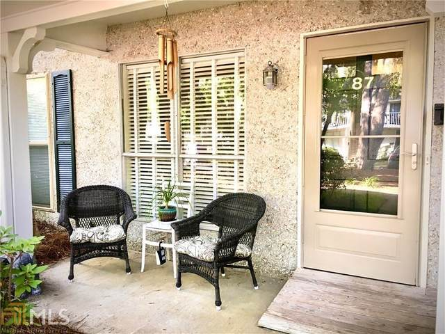 800 Mallery St #87, St. Simons, GA 31522 (MLS #8796899) :: Lakeshore Real Estate Inc.