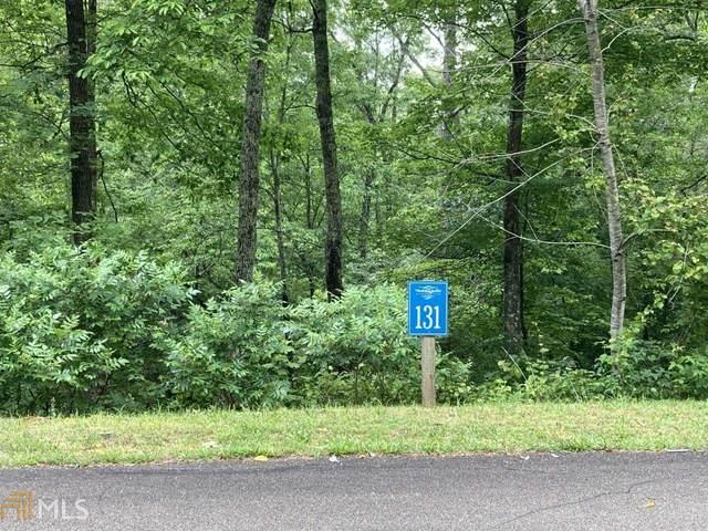 0 Harris Creek Dr #131, Ellijay, GA 30540 (MLS #8796918) :: AF Realty Group