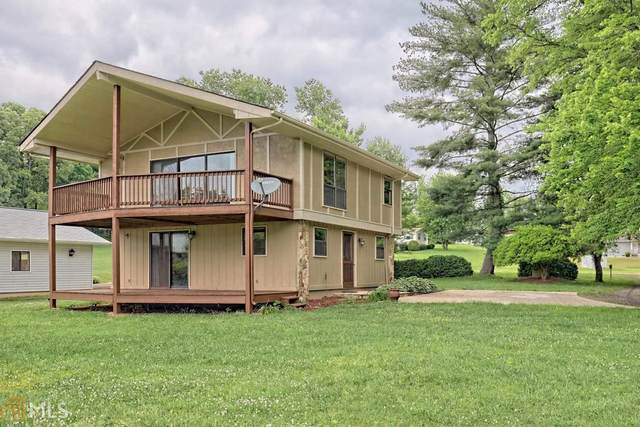 68 Cherokee Point, Hayesville, NC 28904 (MLS #8797002) :: The Durham Team