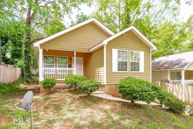 1015 Coleman Street Sw, Atlanta, GA 30310 (MLS #8797061) :: Bonds Realty Group Keller Williams Realty - Atlanta Partners