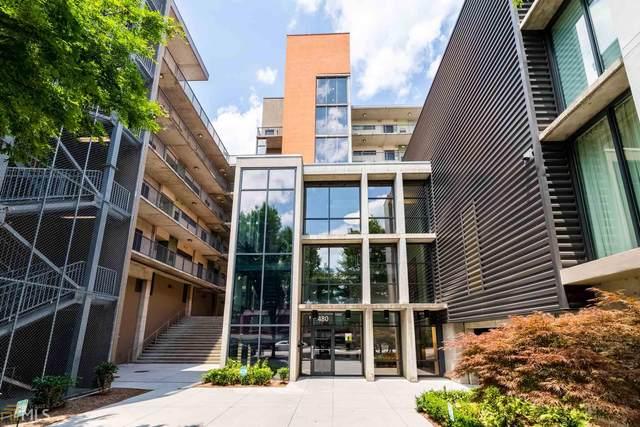 480 John Wesley Dobbs Ave #712, Atlanta, GA 30312 (MLS #8797146) :: Lakeshore Real Estate Inc.