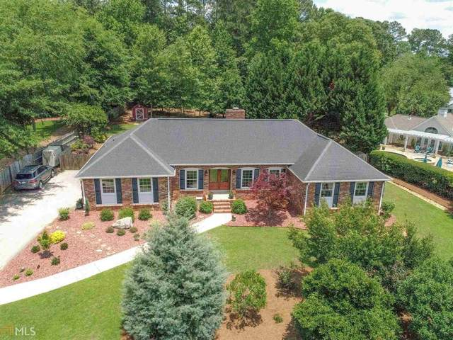 302 Pinegate Road, Peachtree City, GA 30269 (MLS #8797164) :: Tommy Allen Real Estate
