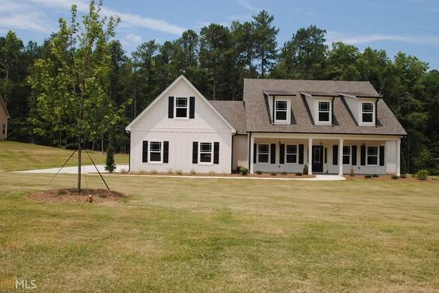 0 Pond Oak Way, Moreland, GA 30259 (MLS #8797166) :: Tommy Allen Real Estate