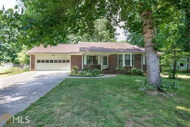 1215 Haliburton Ave, Lawrenceville, GA 30046 (MLS #8797197) :: Buffington Real Estate Group
