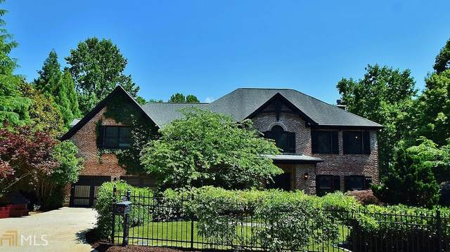 735 Stonington Ct, Gainesville, GA 30506 (MLS #8797238) :: The Durham Team