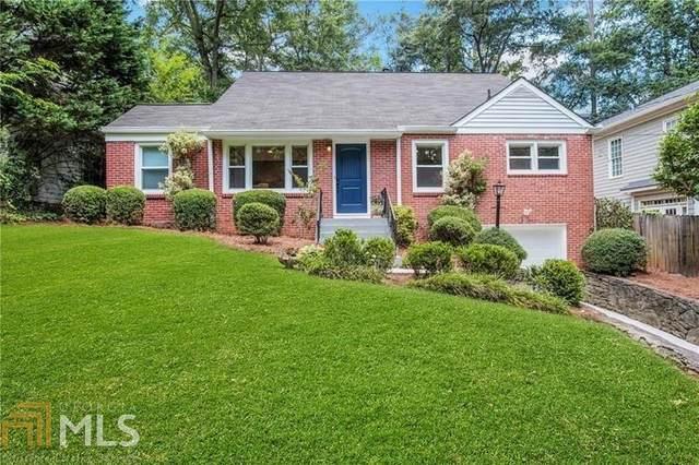 753 Longwood Drive, Atlanta, GA 30305 (MLS #8797312) :: The Durham Team